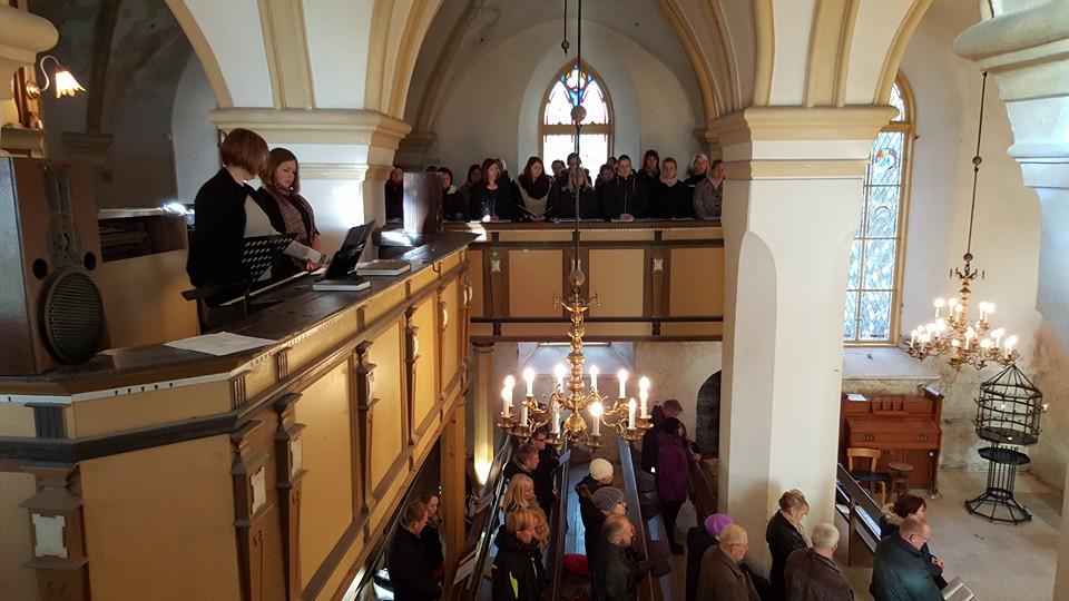 jõelähtme kirikus 1